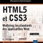 Livre : HTML5 et CSS3 – Maîtrisez les standards des applications Web
