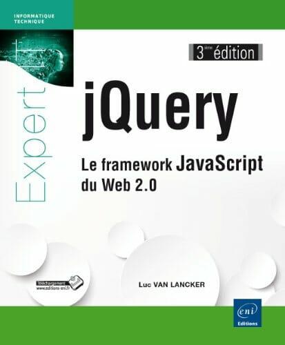 Commander le livre jQuery Le framework JavaScript du Web 2.0