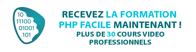 Formation PHP Facile !